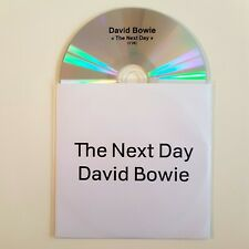 DAVID BOWIE - FRENCH PROMO - THE NEXT DAY ♦ Promo CD Single ♦