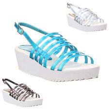 Markenlose Damen-Sandalen & -Badeschuhe im Gladiator-Stil für den Strand