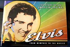 "Elvis Presley 5x7 Souvenir 8 Photos Card Set ""Story Of of an American Original"""