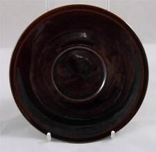 Villeroy & and Boch BROWN saucer for soup bowl NEW