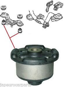 For Honda Integra Jazz S-MX Rear Diff / Differential Support Arm Mounting Bush