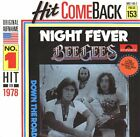 """BEE GEES Night Fever & Down The Road PICTURE SLEEVE 7"""" 45 rpm record NEW"""