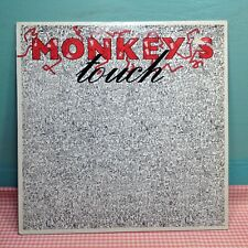 Monkey's Touch - Self-Titled S/T French Import VInyl LP Record