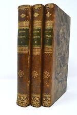 LOTTO 3 LIBRI ARNOLD HEEREN Geschichte des europäischen Staatensystems 1828-30