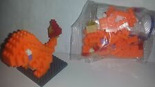 CHARMANDER POKEMON DIAMOND BLOCKS TOYS LEGO MINI NANOBLOCK NANO USA SELLER