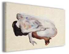 Quadro moderno Egon Schiele vol XXVII stampa su tela canvas pittori famosi