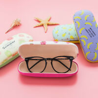 Eyewear Box Sunglasses Protable Hard Protector Eye Case Fruit Pouch Candy Color