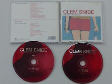 CD ALBUM CLEM SNIDE The ghost of fashion Your favourite music CV 20001