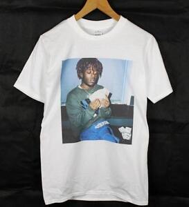 Lil Uzi Vert White T-Shirt S-XXXL Hiphop rap XO TOUR Llif3 luv is rage quavo