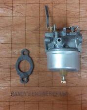 Tecumseh 631927 Carburetor select H50 H60 engine Toro 38040 38045 snowblower