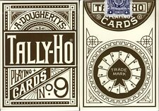 Tally-Ho No. 9 1885 Replica Playing Cards Poker Size Deck USPCC Limited Sealed
