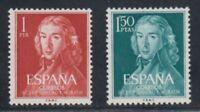 SPAIN  (1961 ) MNH COMPLETE SET SC SCOTT 971/72 LEANDRO DE MORATIN