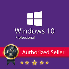 WINDOW🅢10 Pr0fessional Key🔑💯Genuine License Key✔️ACTIVATION 32/64 bit✔️