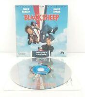 Black Sheep Widescreen Edition Laserdisc LD Chris Farley David Spade
