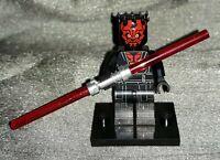 Genuine LEGO Star Wars Darth Maul Crimson Dawn Minifig from Solo Movie sw1091