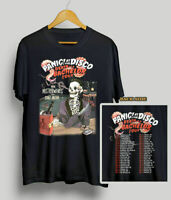 PANIC AT THE DISCO BAND DEATH OF A BACHELOR TOUR CONCERT 2017 T-shirt Reprint