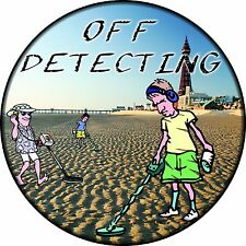 METAL DETECTOR Spare Wheel Cover Land Rover Freelander Jeep 4X4 Off Rd stickers