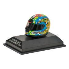 1:8 AGV Minichamps Valentino Rossi Helmet Casco Moto GP Mugello 1999 NEW