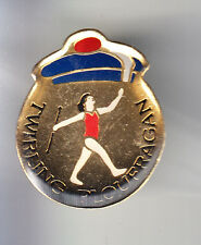RARE PINS PIN'S .. ARMEE ARMY MARINE NAVY TWIRLING MAJORETTE PLOUFRAGAN 22 ~CM