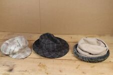 3 Kopfbedeckungen - Hut bzw. Mütze - Mayer Milz Hut + Faustmann + Balke   /S130