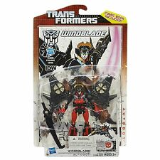 100% Hasbro Transformers Generations IDW Deluxe Class Windblade Autobot NEW