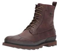 SOREL Mens Madson Wingtip Boots / Мужские Ботинки Сорел Кожа