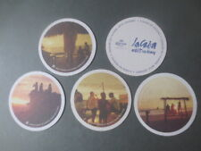 22 different Western Australian Micro breweries Issued  COASTERS collectable