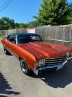 1972 Chevrolet Chevelle  72 Chevy Chevelle Coupe All New Driveline Beautiful Paint No Rust