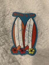 Summer Surfing Sticker Surfboard
