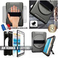Etui Coque Haute Protection Heavy duty Case iPad 9.7, Air, Air 2 ou iPad Pro 11