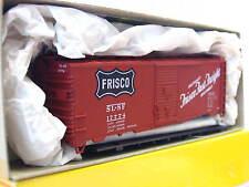 Accurail h0 3220 Boxcar 40' 17774 Frisco SL-SF KIT OVP (q7452)