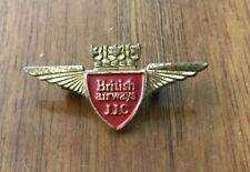 British Airways JJC pin - Junior Jet Club, metal