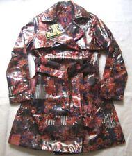 Cappotto da donna DESIGUAL ABRIG Pravecn MIS. 36 ROSSI