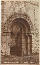 Norman Door Of Circular Chapel, The Castle, LUDLOW, Shropshire RP