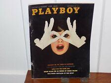Playboy Magazine Vol. 7 No. 11 November 1960