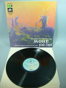 Pink Floyd - Soundtrack MORE / LP / Vinyl / France /1978 / VG+ / Aus Sammlung