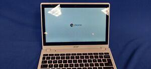 "Acer Chromebook C720P-2457 11.6"" Celeron 2955U 4GB RAM 32GB SSD TOUCHSCREEN"