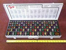 Universal Lock Pin Kit. Rekey Kit for the Professional Locksmith .003 Increment