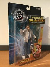 MOC WWE Ring Rage Ruthless Aggression 17.5 John Cena 2005 Jakks Pacific
