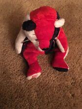 """TY Beanie Babies """"PATRIOT (Flag On Right Foot)"""" USA TEDDY BEAR - NWT"""