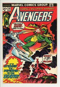 Avengers 116 - Silver Surfer - Bronze Age Classic - 8.0 VF
