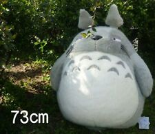 NEW ! My Neighbor Totoro Big Plush Cushion Japan Anime Studio Ghibli F/S EMS
