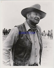 THE UNDEFEATED JOHN WAYNE GREAT 8X10 PHOTO