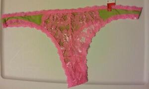 Womens Thong Tanga Panties Size 3X/10 Multiple Colors Patterns Mix & Match NEW