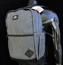 Vans Skate Doren ll Tone Gray Classic Mens Unisex Backpack School Bag