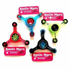 Roman Atwood Smile More Fidget Spinner Collection #2 SOLD OUT 1 OF EACH COLOR