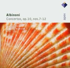 Giuliano Carmignola - Albinoni: Concertos Op.10, Nos. 7-12 [CD]