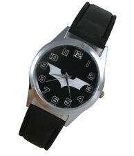 DC Universe Batman The Dark Knight Superhero Boy Man Fashion Watch Wrist YBX21