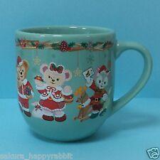 Tokyo DisneySEA 2016 CHIRISTMAS WISHES Souvenir Mug cup new Duffy SHellieMay F/S