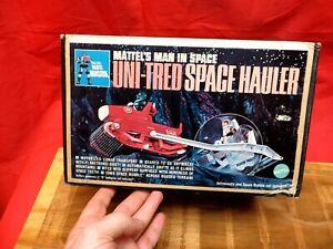 VINTAGE MATTEL MATT MASON  JOEZETA:   UNITRED SPACE HAULER UNUSED IN  BOX